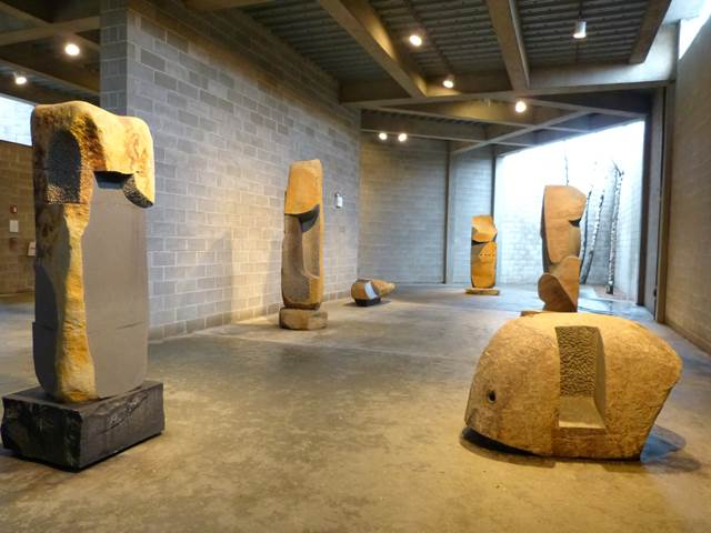 Noguchi Museum (6)