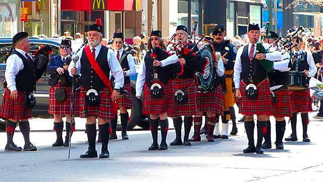 Tartan Day Parade NYC (11)