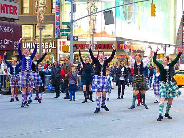 Tartan Day Parade NYC (19)
