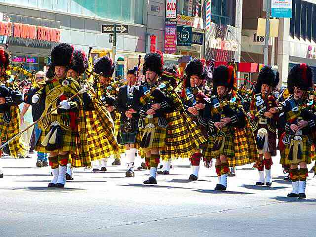 Tartan Day Parade NYC (8)