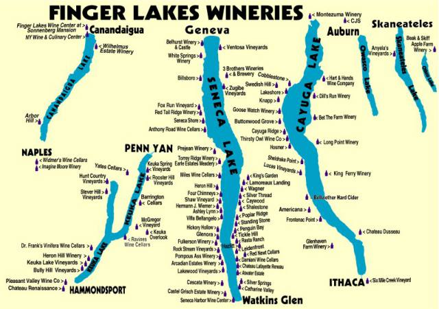 FingerLakesWineries