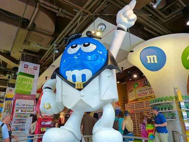 M&M'S NYC (1)
