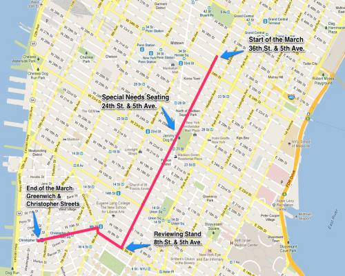 NYCLGBTMarchRouteMap