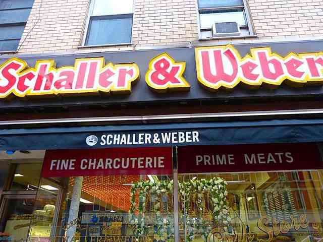 Schaller & Weber  (1)
