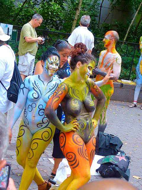 Body-Painting-Day-NYC (11)