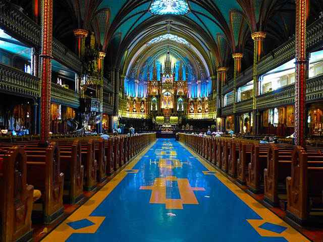 Notre-Dame Basilica of Montreal (1)