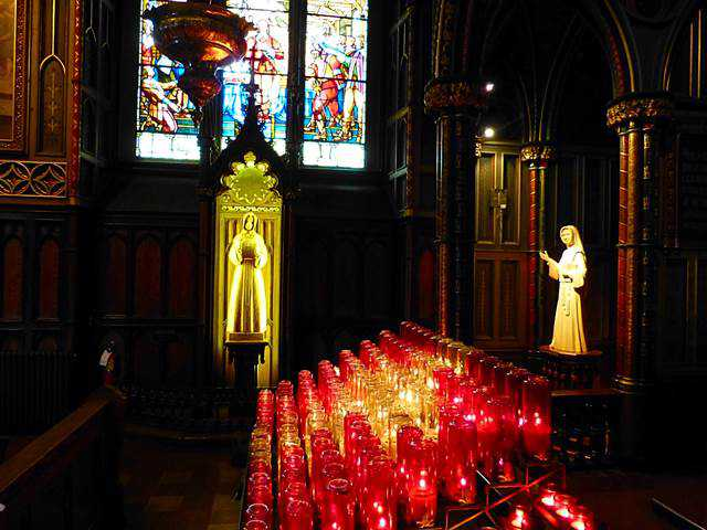 Notre-Dame Basilica of Montreal (4)