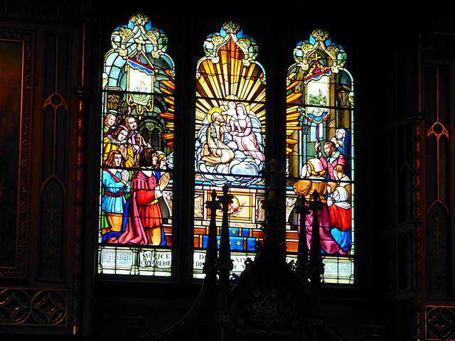 Notre-Dame Basilica of Montreal (7)