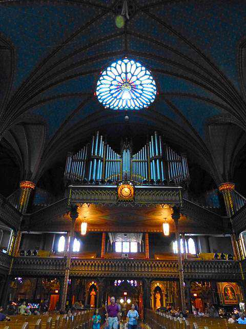 Notre-Dame Basilica of Montreal (8)