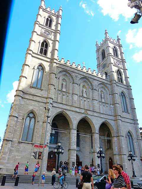 Notre-Dame Basilica of Montreal (9)