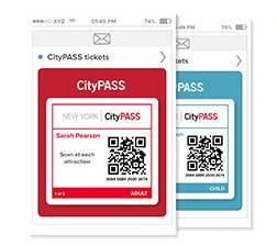 CityPASS Mobile