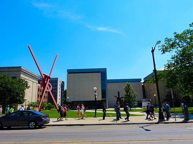 University of Michigan (8)