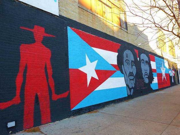 East Harlem Graffiti (1)