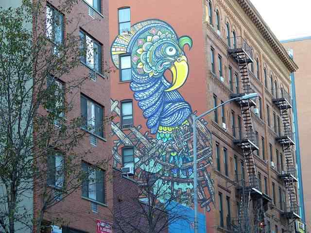 East Harlem Graffiti (3)