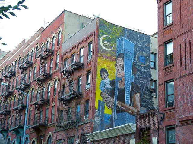 East Harlem Graffiti (4)