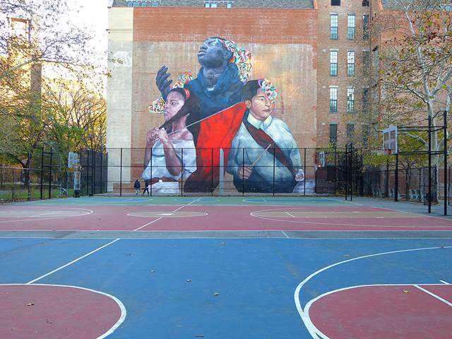 East Harlem Graffiti (5)
