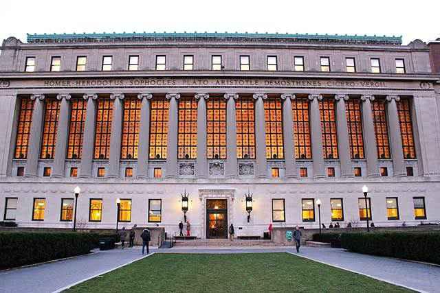 Columbia University (11)