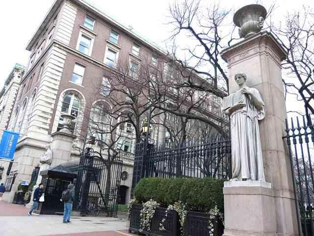 Columbia University (12)