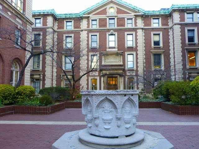 Columbia University (8)