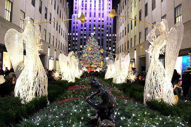 Rockefeller Center Christmas (1)