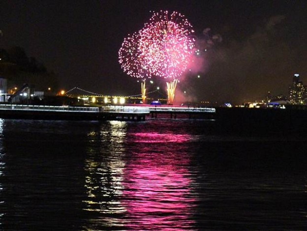 Chinese New Year Fireworks (1)