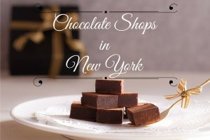 Chocolate Shops in New York