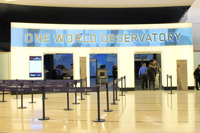 One World Trade Center Observatory (10)