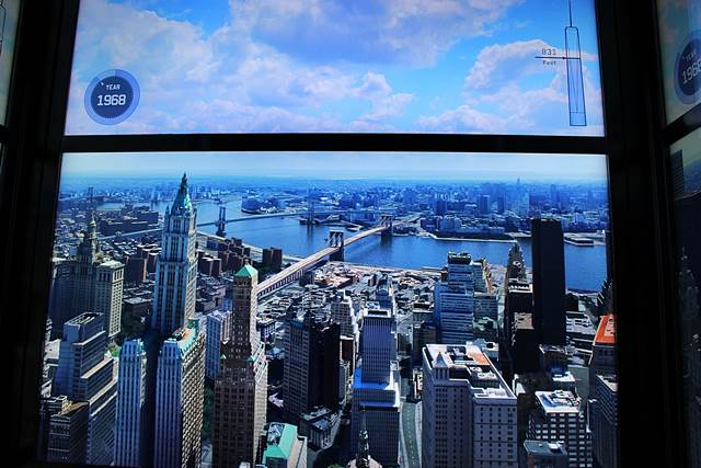One World Trade Center Observatory (33)