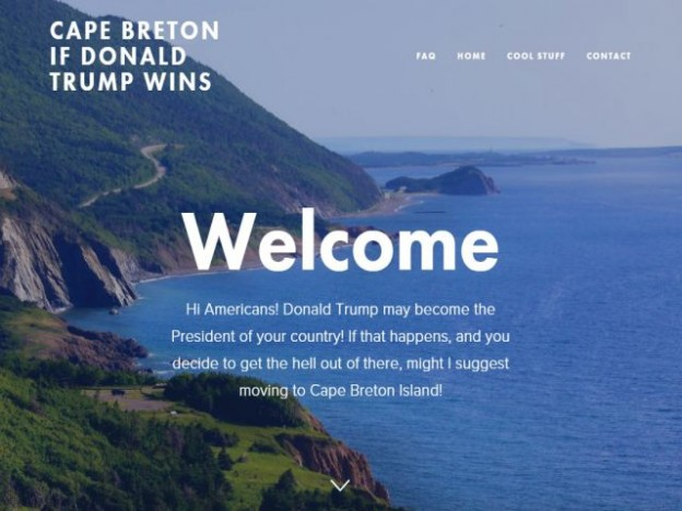 cape-breton-if-donald-trump-wins