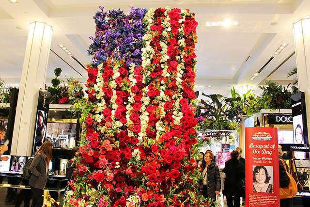 Macy's Flower Show (1)