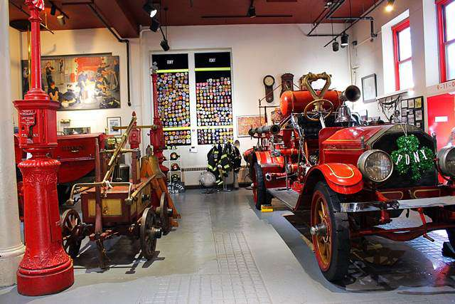 NYC Fire Museum (17)