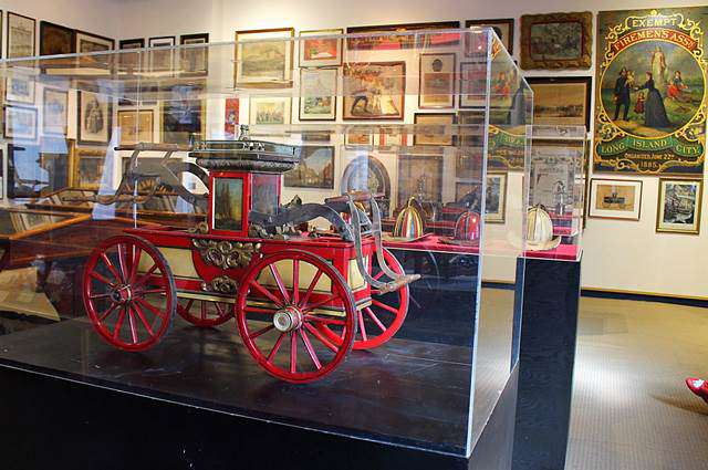 NYC Fire Museum (20)