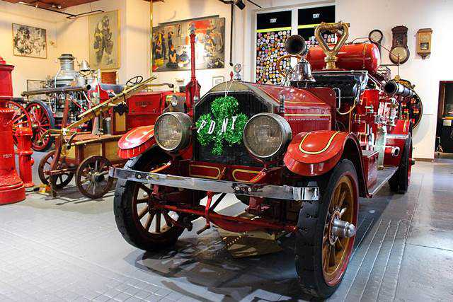 NYC Fire Museum (9)