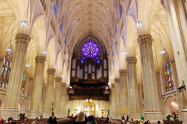 St. Patrick's Cathedral NYC (1)