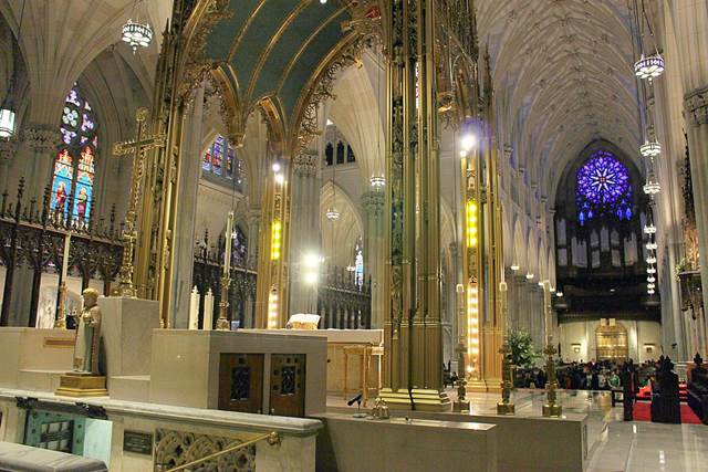 St. Patrick's Cathedral NYC (11)
