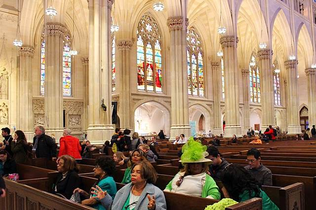 St. Patrick's Cathedral NYC (14)