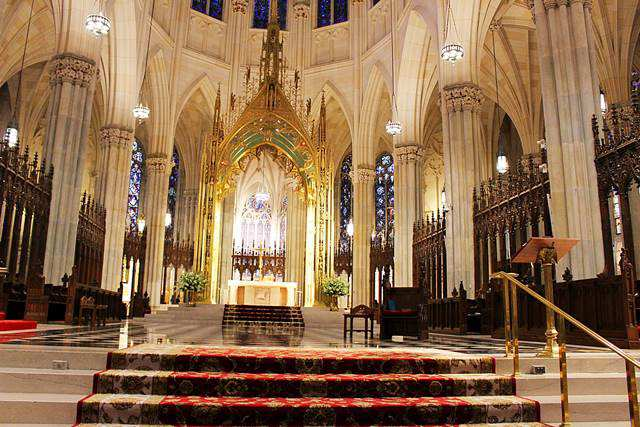 St. Patrick's Cathedral NYC (2)