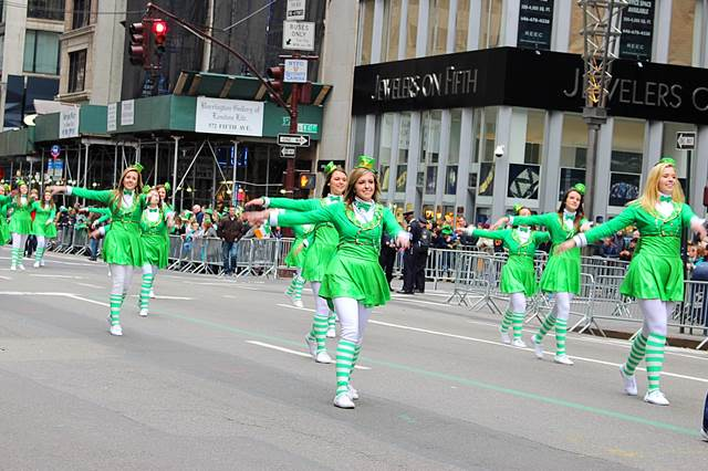 St. Patrick's Day Parade NYC (6)