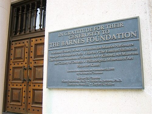 Barnes Foundation (1)