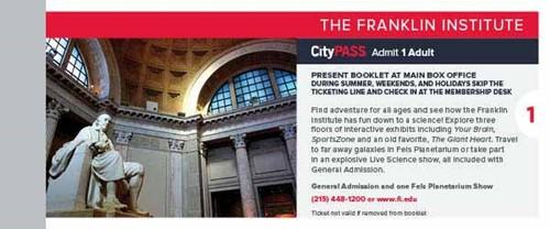 CityPASS Philadelphia (2)