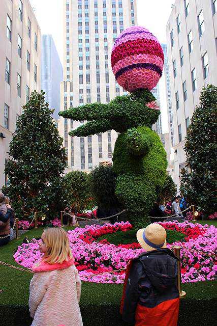 Rockefeller Center Easter (3)
