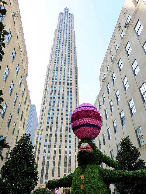 Rockefeller Center Easter (5)