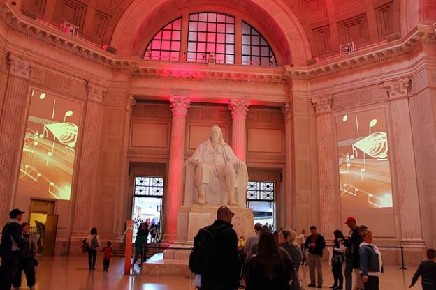 The Franklin Institute (1)