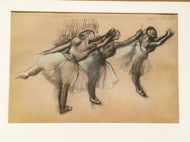 MOMA Edgar Degas (12)