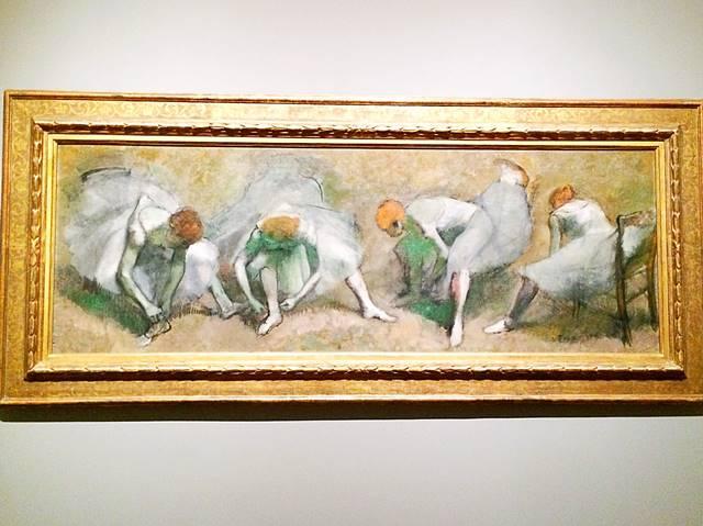 MOMA Edgar Degas (3)