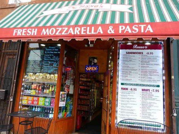 Russo's Mozzarella & Pasta (1)