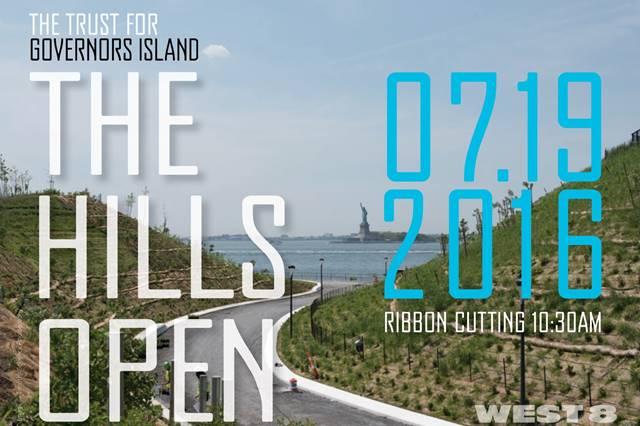 The Hills Open