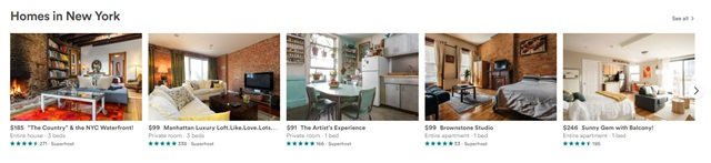 airbnb nyc