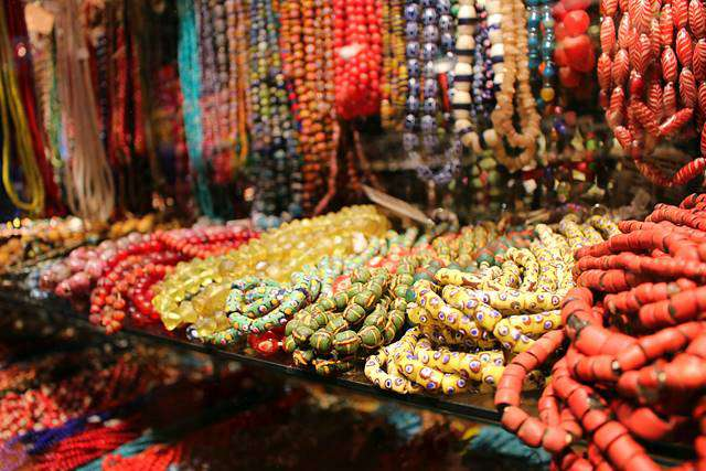 Beads of Paradise (2)