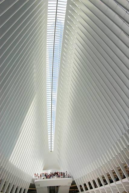 Oculus Westfield WTC (15)
